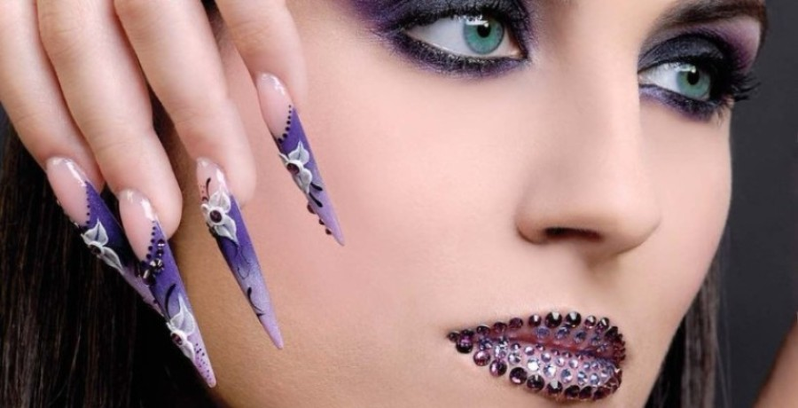 nail trends in 2017